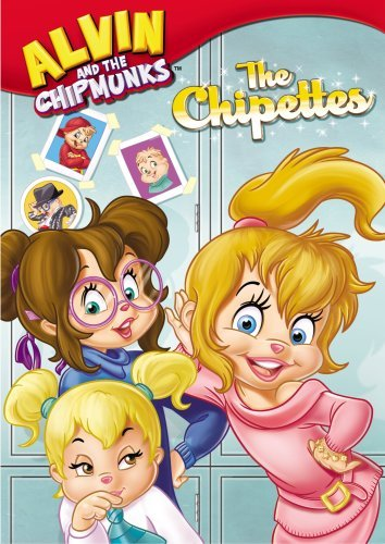 Alivn & The Chipmunks Chipettes! Nr