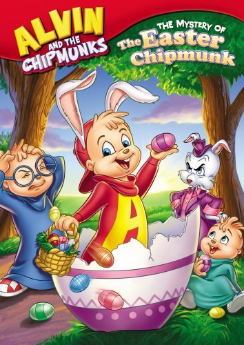 Alvin & The Chipmunks Mystery Of The Easter Chipmunk Nr