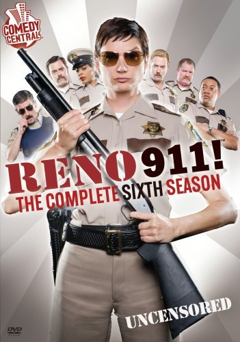 Reno 911 Season 6 DVD