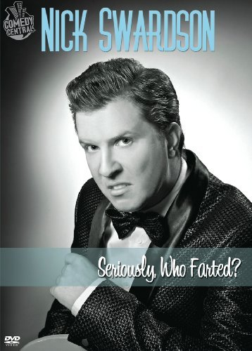 Nick Swardson Seriously Who Farted Ws Nr
