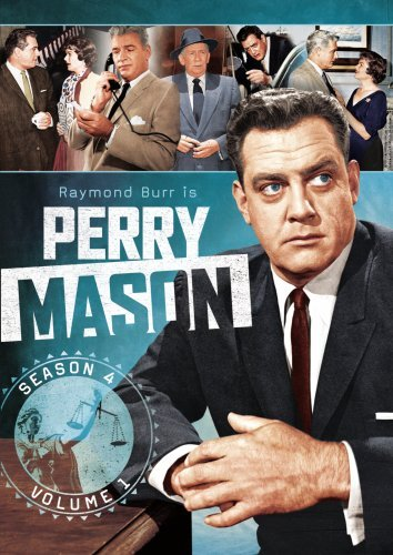 Perry Mason Vol. 1 Season 4 Season 4 Volume 1