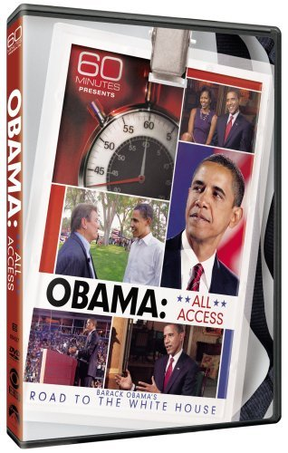 Obama All Access Road To The 60 Minutes Presents Obama All Nr