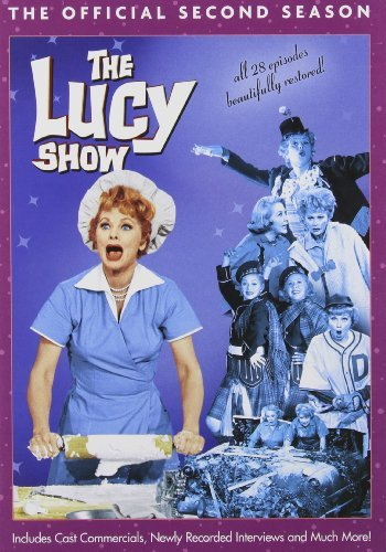 Lucy Show Lucy Show The Official Second Nr 4 DVD