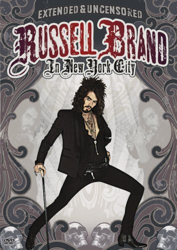Russell Brand In New York City Ws Nr
