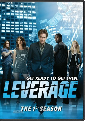 Leverage Season 1 DVD Nr 4 DVD