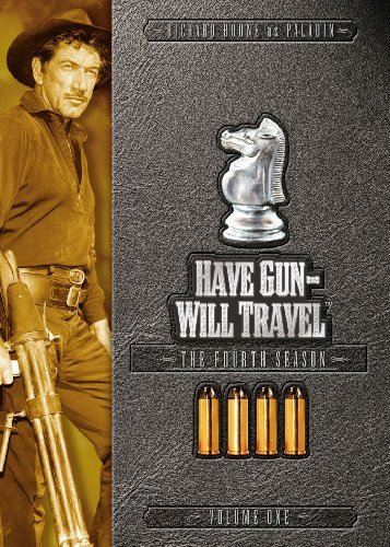 Have Gun Will Travel Season 4 DVD Have Gun Will Travel Fourth S