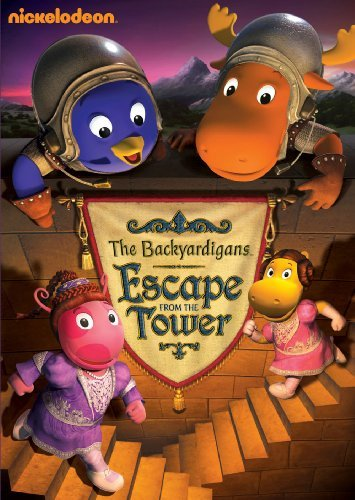 Escape From The Tower Backyardigans Nr