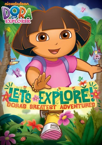 Let's Explore! Dora's Greatest Dora The Explorer Nr