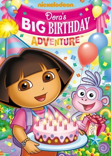 Dora's Big Birthday Adventure Dora The Explorer Nr