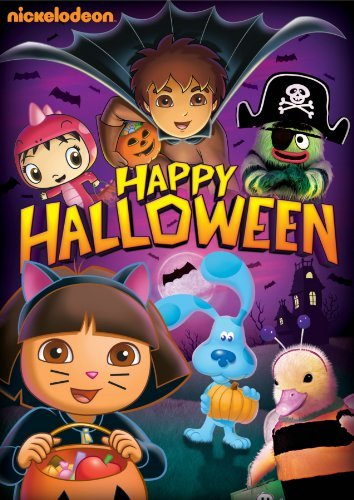 Happy Halloween Nick Jr. Favorites Nr