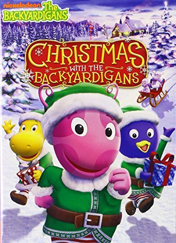 Christmas With The Backyardigans Backyardigans Nr