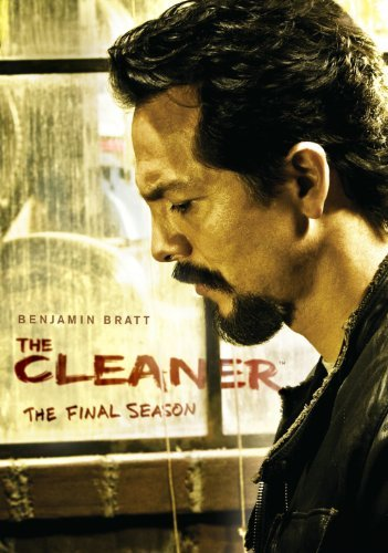 Cleaner Season 2 Final Season DVD Nr 4 DVD