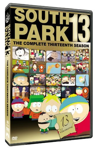 South Park Season 13 DVD Nr