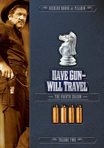 Have Gun Will Travel Season 4 DVD