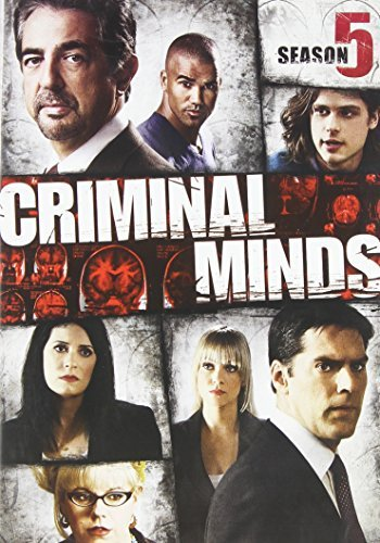 Criminal Minds Season 5 DVD Season 5