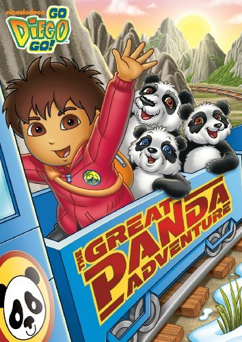 Great Panda Adventure Go Diego Go! Nr