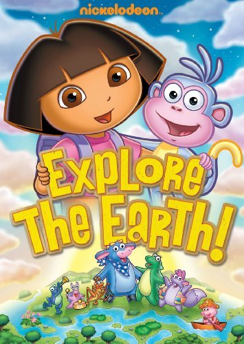Explore The Earth Dora The Explorer Nr