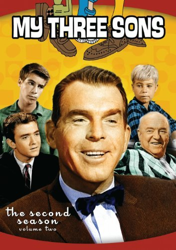 My Three Sons My Three Sons Vol. 2 Season 2 Nr 3 DVD