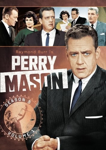 Perry Mason Vol. 1 Season 5 Season 5 Volume 1