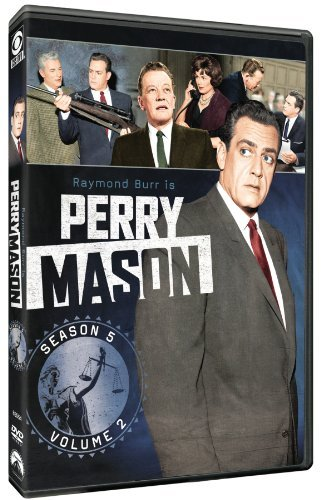 Perry Mason Vol. 2 Season 5 Season 5 Volume 2