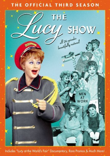 Lucy Show Lucy Show The Official Third Nr 4 DVD