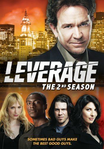 Leverage Season 2 DVD Nr 4 DVD