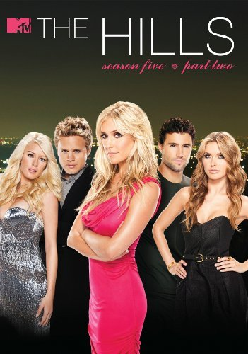 Hills Season 5 Part 2 DVD Nr 2 DVD