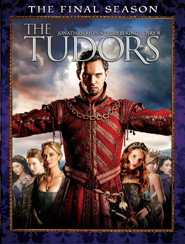 Tudors Season 4 Final Season DVD Season 4 Final Season