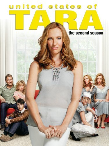 United States Of Tara Season 2 DVD United States Of Tara Season