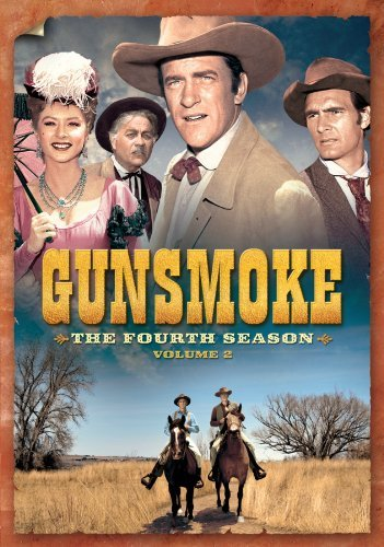 Gunsmoke Gunsmoke Fourth Season Volume Nr 3 DVD