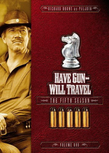 Have Gun Will Travel Season 5 DVD Have Gun Will Travel Fifth Se