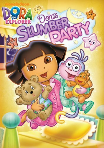 Dora's Slumber Party Dora The Explorer Nr