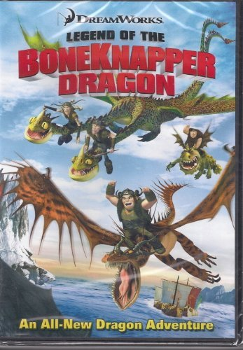 Dreamworks Dragons Legend Of The Boneknapper Dragon
