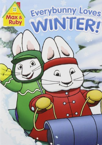 Everybunny Loves Winter! Max & Ruby Nr