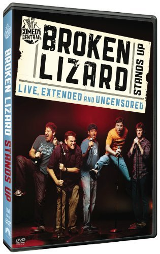 Broken Lizard Stands Up Broken Lizard Stands Up Ws Nr