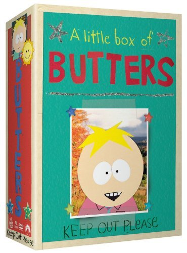 South Park Little Box Of Butters DVD Nr 2 DVD