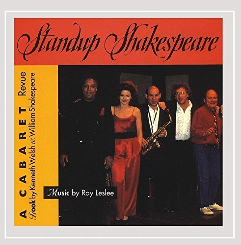 Ray Leslee Standup Shakespeare Cast Album