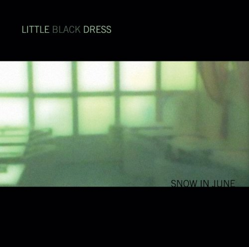 Little Black Dress Snow In June