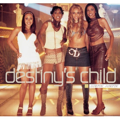 Destiny's Child Jumpin Jumpin' Double Vinyl