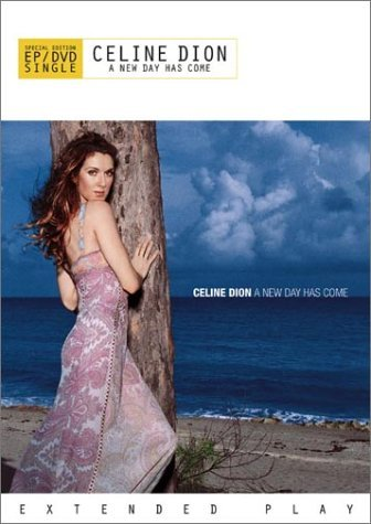 Celine Dion New Day Has Come Ep