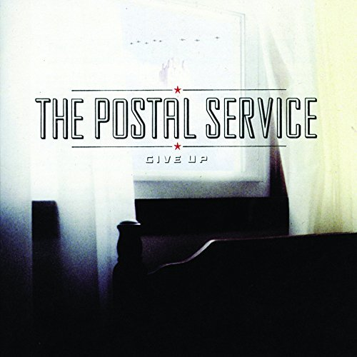 Postal Service Give Up 2 Lp Set