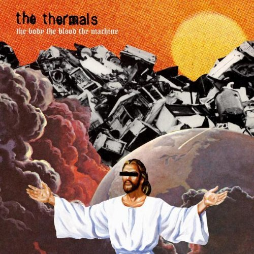 Thermals Body The Blood The Machine Colored Vinyl Mp3 Coupon