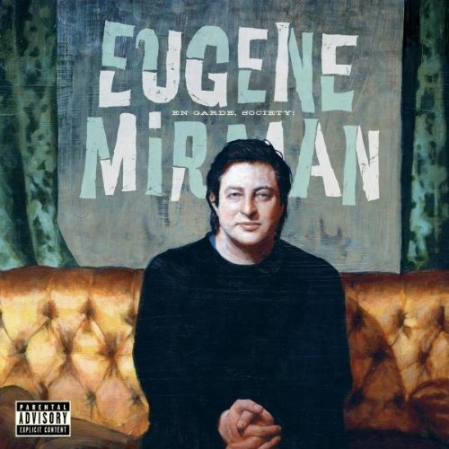 Eugene Mirman En Garde Society! 2 CD Set