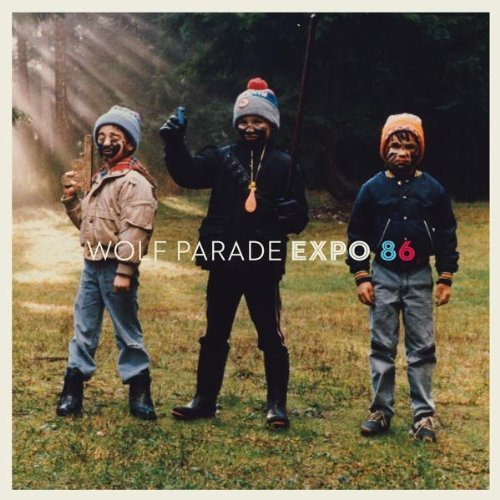 Wolf Parade Expo 86