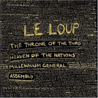 Le Loup Throne Of The Third Heaven Of