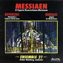 Ensemble 21 Play Messiaen Revueltas &
