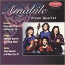 Brahms Bridge Turina Quartet Piano (3) Quartet Fant Amabile Pno Qt