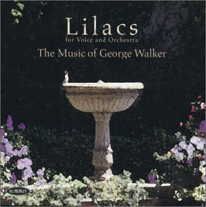 G. Walker Lilacs Music Of George Walk Robinson (sop) Russell
