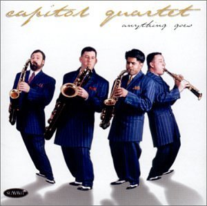 Capitol Quartet Anything Goes Capitol Qt
