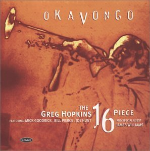 Greg 16 Piece Hopkins Okavongo